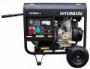Hyundai Дизельный генератор Hyundai DHY6000LEK-3
