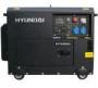Hyundai Дизельный генератор Hyundai DHY4000SE-3