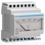 Вольтметр аналоговый ~0-500V Hager SM500