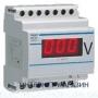 Вольтметр цифровой 0-500 V Hager SM501