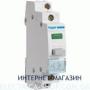 Кнопка управления SVN413 контакт 1н.о с индикацией
