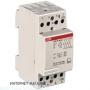 Контактор модульный ABB ESB-24-22 (24А, 2но+2нз, 220В)